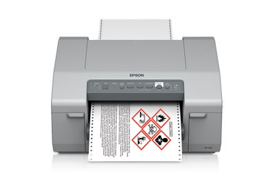 The GP-C831 GHS printer from Epson and Paragon is an industrial-strength, on-demand powerhouse