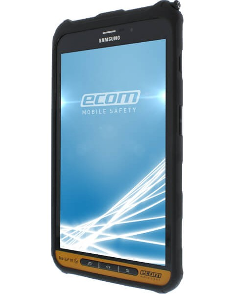 Purchase an intrinsically safe tablet from Paragon and Ecom