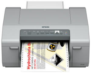 download the C831 spec sheet to discover the benefits of GHS compliant printers